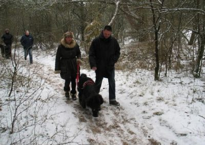 2012-02-12-TNS-snertwandeling-Oostvoorne---Rockanje--16-
